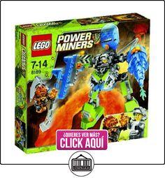Lego LEGO? Power Miners 8189: Magma Mech by LEGO  ✿ Lego - el surtido más amplio ✿ ▬► Ver oferta: https://comprar.io/goto/B00TT7XPAW