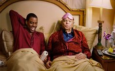 Chris Rock and Don Rickles photographed by Martin Schoeller