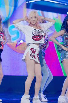 Taeyeon - 150723 M! Taeyeon Fashion, Kpop Fashion, Korean Fashion, Snsd, Yoona, Kpop Girl Groups, Korean Girl Groups, Kpop Girls, Yuri