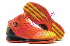 ... Buy Team Orange Adidas Adizero Rose 3,Derrick Rose Shoes 2013 Black Vibrant Yellow G48898 ...