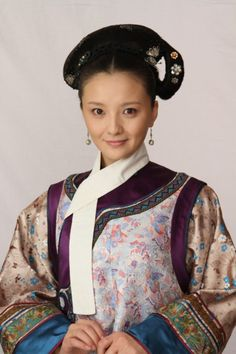 This is the loyalty servant of one concubine in 甄嬛传.