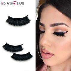 wholesale 3D full strip lashes extension thick fake faux eyelashes Makeup beauty 1pcs/lot 100% handmade false eyelashes