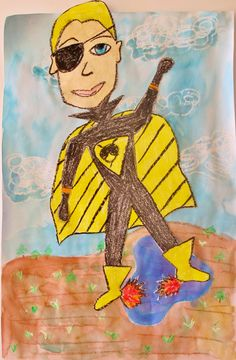 My first art lesson with M's grade class is tomorrow. Of course that means I need to drop all the work I have piled. Superhero Art Projects, 4th Grade Art, Grade 2, Virtual Art, Expressive Art, Kindergarten Art, Art Lessons Elementary, First Art, Art Classroom