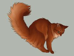At last, we've arrived at my favourite kitty character overall; Squirrelflight~ No one compares when it comes to her personality, development and steadiness of character throughout the series.&nbsp...