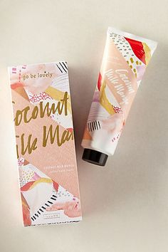 Go be lovely hand cream