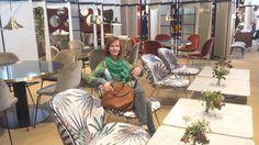 Gubi messing Beetle Chair, Vida Design, London, Paris, Home Decor, Montmartre Paris, Decoration Home, Room Decor, Paris France