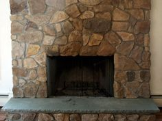 70's fireplace - Google Search - how to update