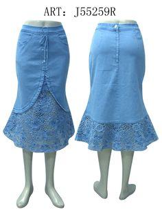 J55259R | www.lafeinier.ru | Компания LAFEI-NIER - Женская джинсовая одежда