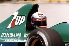 Alessandro Zanardi - Jordan 191 Ford HB4 3.5 V8 (finished 9th) 1991 Australian Grand Prix, Adelaide