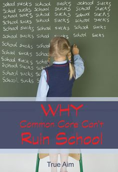 Why is everyone so hysterical about Common Core? A simple guide to understanding what Common Core is and what it's not.