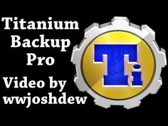 Titanium Backup Pro Apk v7.6.1 For Android 2.1+ - APK Apps And Games