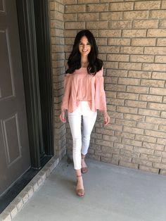 White Denim – Dressed to the Nineties White Denim Dress, Ruffle Blouse, Tops, Dresses, Women, Fashion, Moda, Vestidos, Fashion Styles