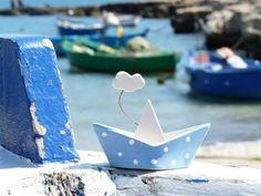 Tanto blu in Puglia