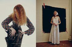 Fashion Copious - Lorna Foran by Nhu Xuan Hua for Dansk SS 2016