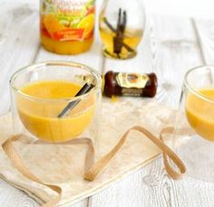 Juicyday: Cremig-fruchtiger Mango-Cocktail. Drinks Amarula Saft