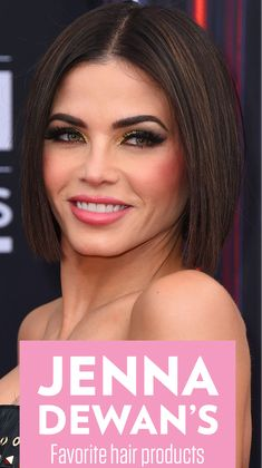Click through to shop Jenna Dewan's favorite hair products! Jenna Dewan, Haircut And Color, Celebrity Hairstyles, Hair Products, Gorgeous Women, Hair Inspiration, My Hair, Hair Makeup, Hair Cuts