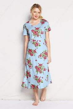 13bc394427 Shop Women s Sleepwear from Lands  End today. Explore our collection of  lasting quality women s robes