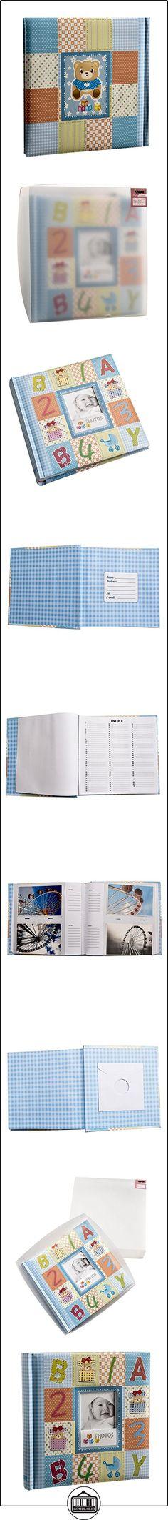 Arpan - Bonito álbum de fotos tamaño grande (200 fotos, 10 x 15 cm), color azul  ✿ Regalos para recién nacidos - Bebes ✿ ▬► Ver oferta: http://comprar.io/goto/B00KXFCPAK