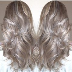 My dream Ash hair colour