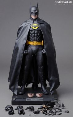 COOL!!!! Batman action figure! To old tho! :(