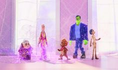 Happy Family: Die Kritik zum Film Baba Yaga, Florian David Fitz, Dracula, Running Gag, Vampire, Animation, Princess Zelda, Fictional Characters, Hero's Journey