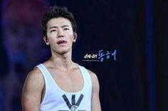 Donghae @ Super Show 5 Taiwan