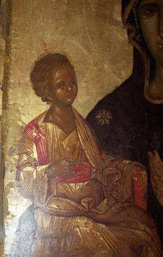 View album on Yandex. Byzantine Art, Byzantine Icons, Religious Paintings, Religious Art, Russian Icons, Orthodox Icons, Sacred Art, Christian Art, Illuminated Manuscript