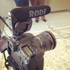 kendrickdisch - Testing out the rode video mic pro Binoculars, Entertaining, Film, Canon, Photography, Stuff To Buy, Movie, Movies, Photograph