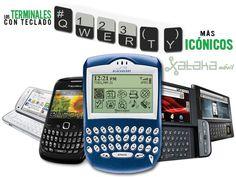 ¿Cuáles han sido los terminales con teclado QWERTY físico más icónicos hasta ahora? http://www.xatakamovil.com/p/43314