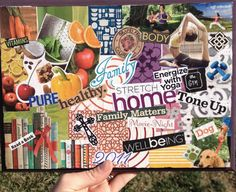 Dream Board-I'm going to make a dream board.