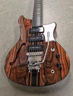 Ambler Custom Guitars