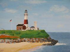 """""""Montauk Lighthouse"""""""