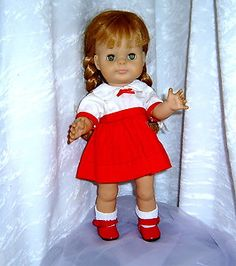 Vogue Littlest Angel doll