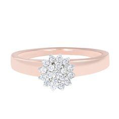 Elegante Y Chic, Engagement Rings, Weddings, Facebook, Jewelry, Natural Diamonds, White Gold, Rose Gold, Branding