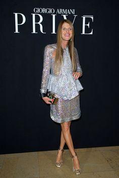 Anna dello Russo Photo - Giorgio Armani Prive: Front Row - Paris Fashion Week Haute Couture F/W 2012/13