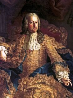 Emperor Francis I of the Hapsburg Empire, Father to Marie Antoinette.