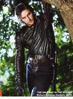 Guy... soo sexy!!! - Sir Guy of Gisborne Photo (15414852) - Fanpop
