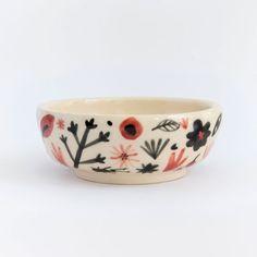 Floral Bowl by Jordan Sondler