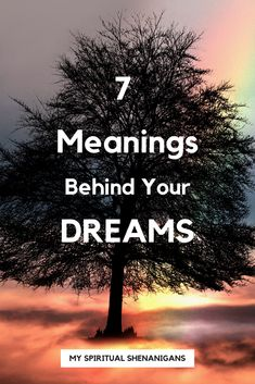 Do dreams have meaning or are they by-chance? Can dreaming serve a higher purpose in life? Here are 7 spiritual and psychological interpretations of dreams. Meaning Of Dreams, Dream Psychology, Psychology Facts, Lucid Dreaming Tips, Dreaming Of You, Dream Explanation, Dream Interpretation Symbols, Interesting Facts About Dreams