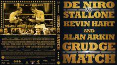Grudge Match Blu-ray Custom Cover