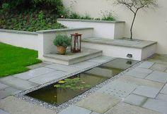 """""""Wasser"""" im Garten?"""