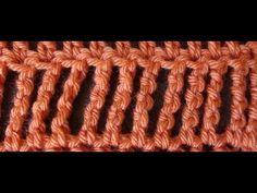Quadruple Treble Crochet Stitch - UK Stitch by Crochet Hooks You