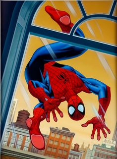 The Amazing Spider-Man by Mike Zeck, colours by Phil Zimelman *