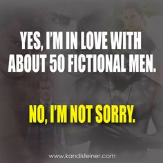 Who needs real boys? Fictional ones are way hotter AND they're kind! Beat that bitches from elementary school!