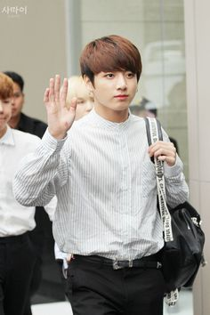 Jungkook omg!!!!!here in the U.S its one week from his b-day a.k.a 9/1