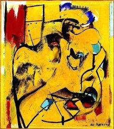 de Kooning - Small Boudoir - 1949