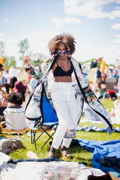 Cheers to chic! - Street Style at the 10th Annual Veuve Clicquot Polo Classic Was On Another Level of Fly
