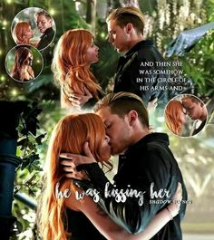 Jace x Clary [Shadowhunters] Malec, Clary Et Jace, Clary Fray, Shadowhunters Series, Shadowhunters The Mortal Instruments, Jace Lightwood, Cassandra Clare Books, Funny Animal Quotes, The Dark Artifices