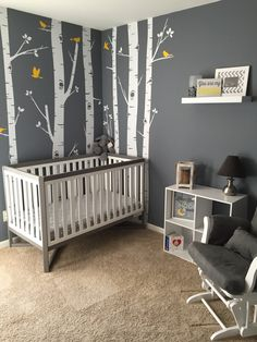 Baby T's room! Thought I would share it with the world!