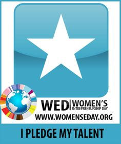The #WOW Pledge, by the Women's Entrepreneurship Day promotes women in business worldwide.